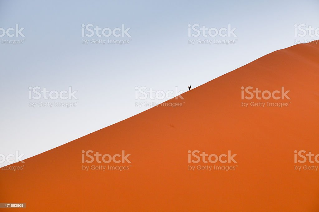Desert Dune royalty-free stock photo