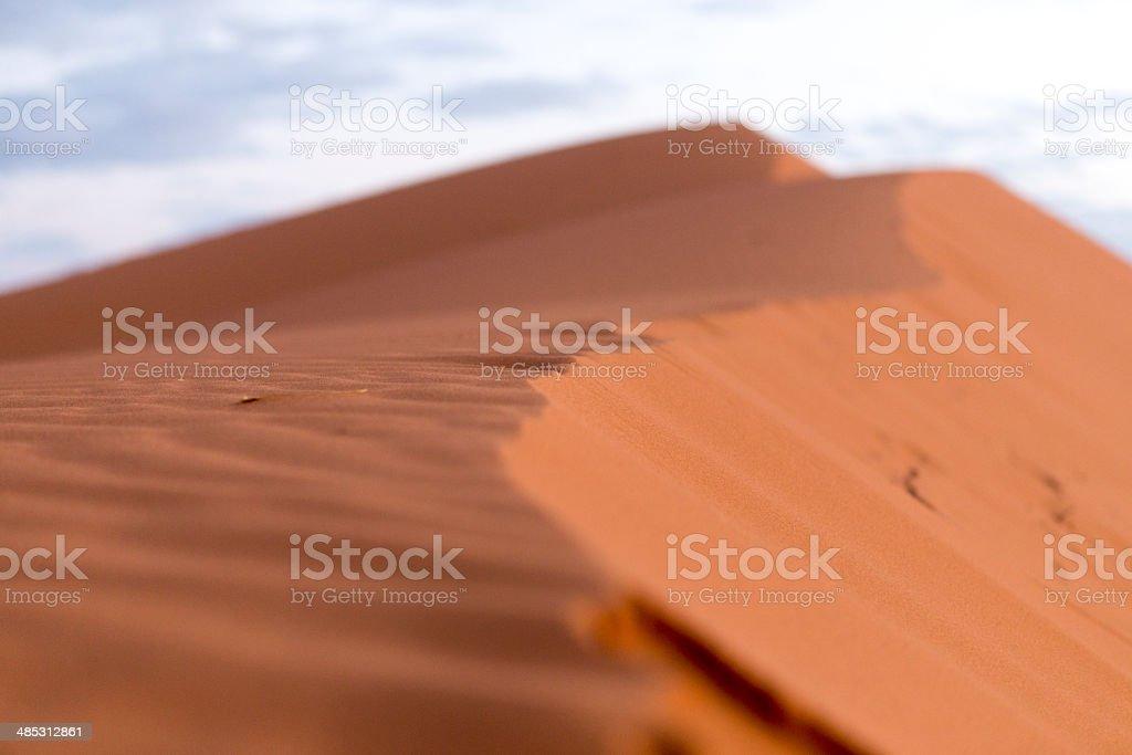 desert dune royalty-free stock photo