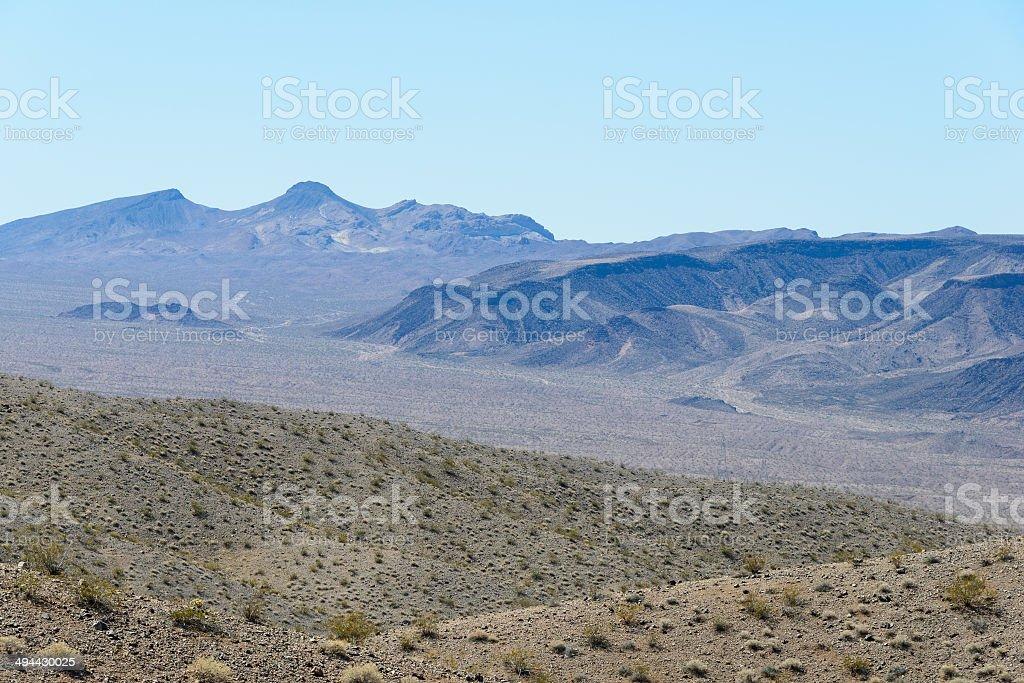 Desert in USA royalty-free stock photo