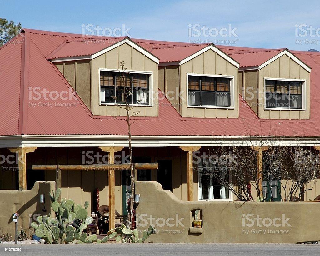 Desert Inn royalty-free stock photo