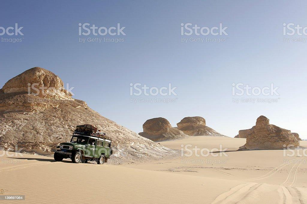 Desert Safari 2 stock photo