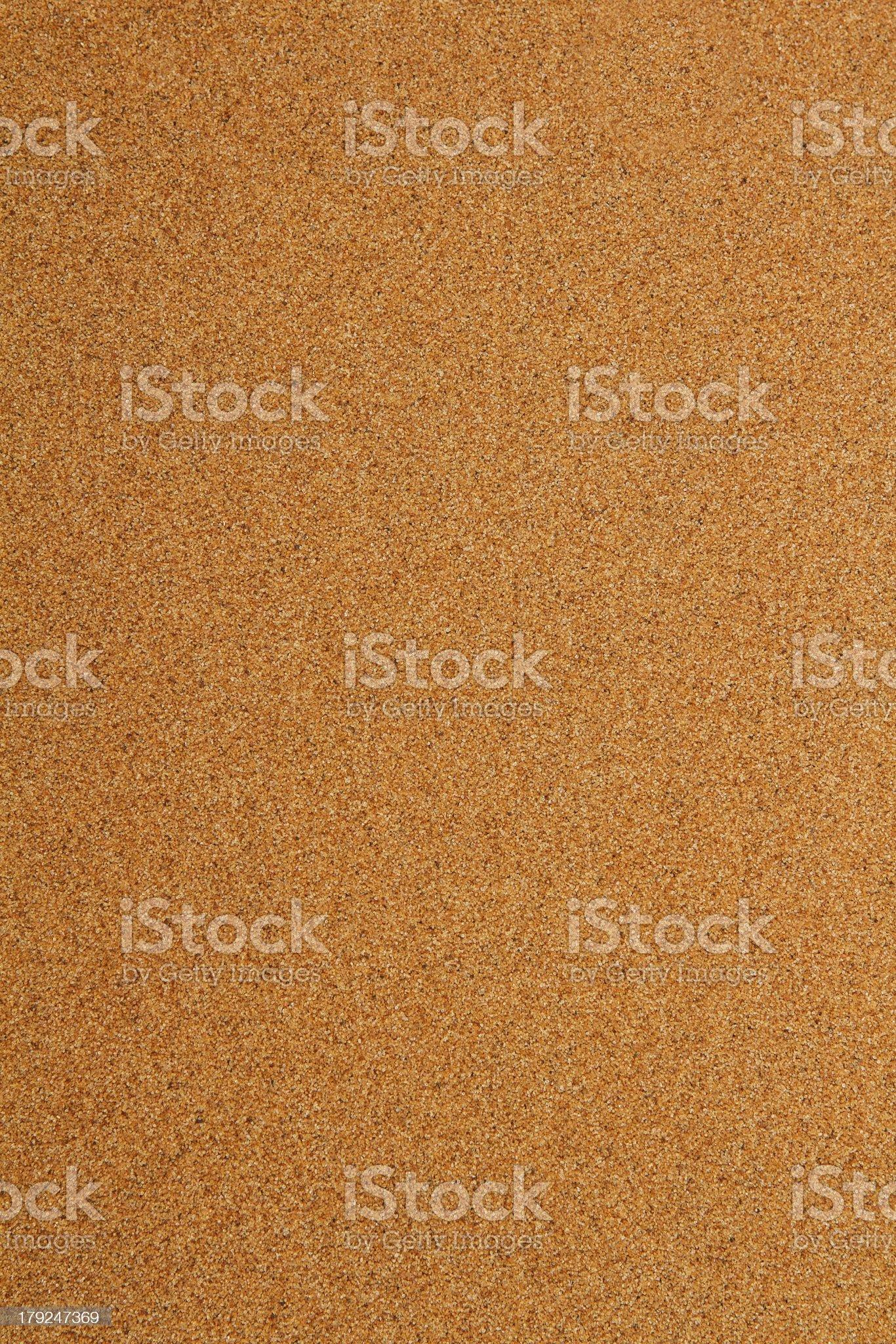 Desert sand royalty-free stock photo