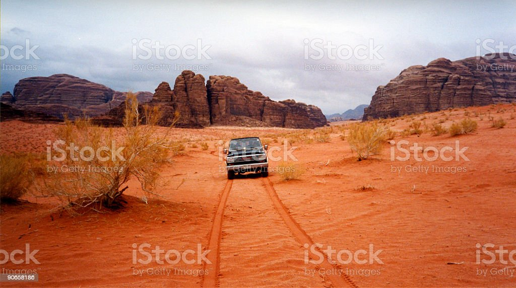 desert storm royalty-free stock photo