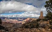 Desert View Watch Tower - Panorama