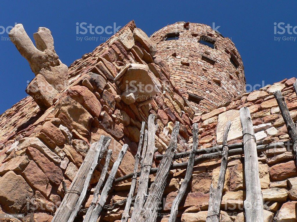 Desert View  Watchtower #1 stock photo
