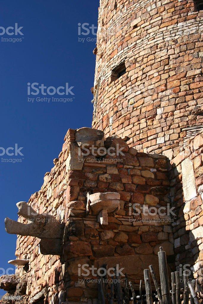 Desert View Watchtower royalty-free stock photo