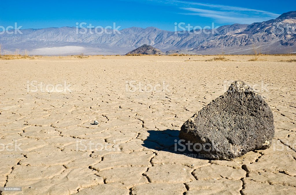 Desert wilderness royalty-free stock photo