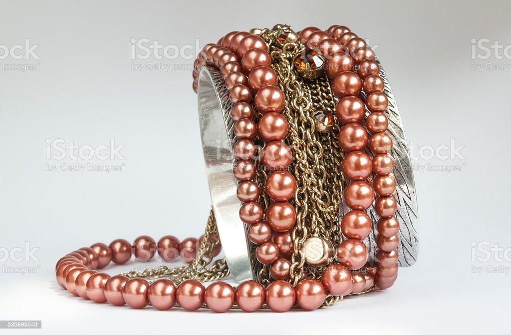 Design bracelet royalty-free stock photo