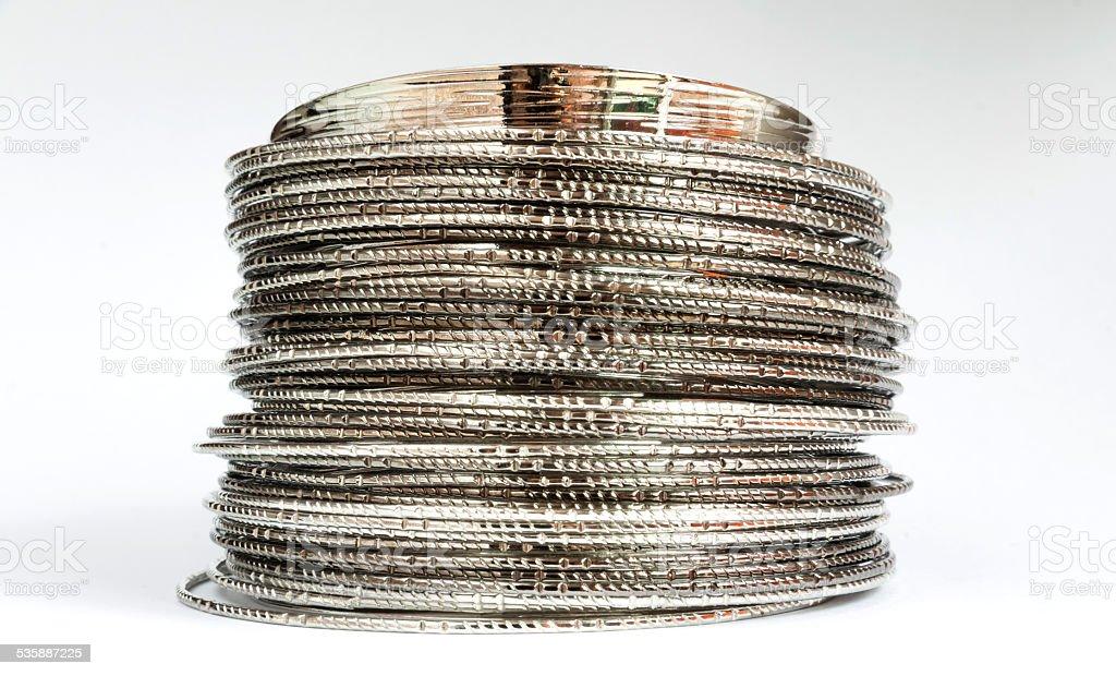 Design bracelet set royalty-free stock photo