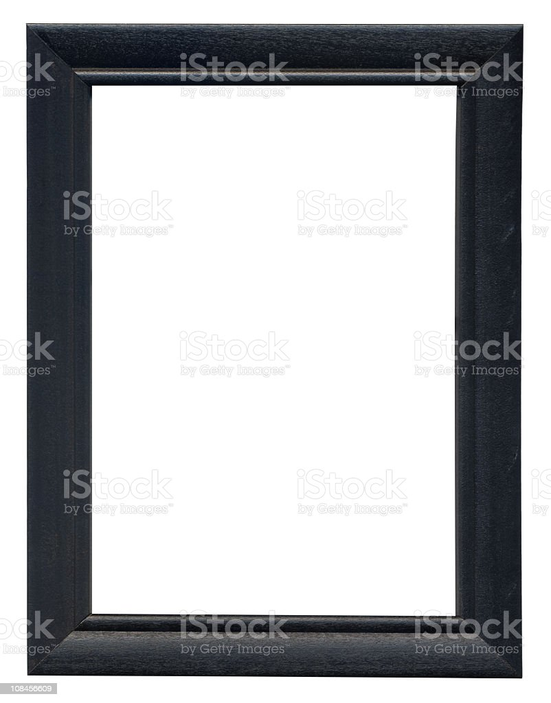 Design element - Isolated frame royalty-free stock photo