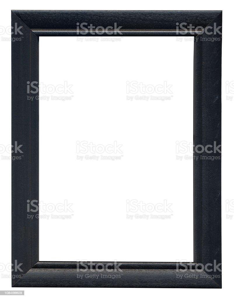 Design element - Isolated frame stock photo