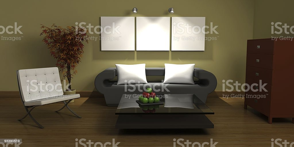 design interior royalty-free stock photo