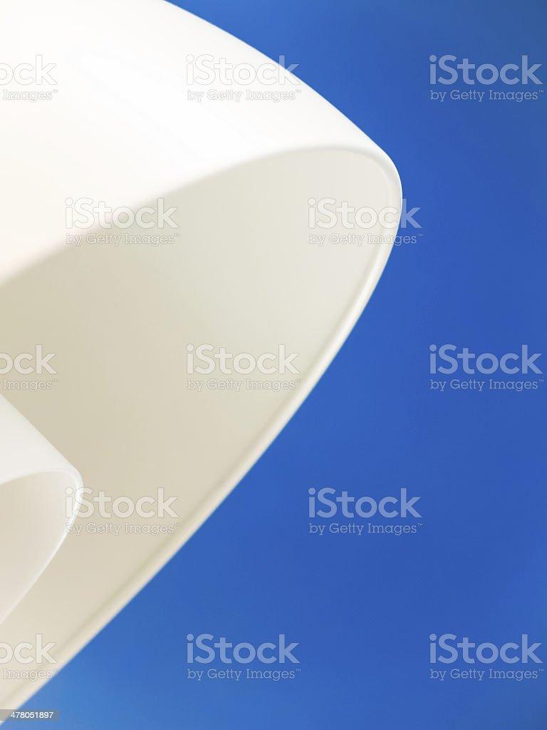 Design lamp n.1 royalty-free stock photo