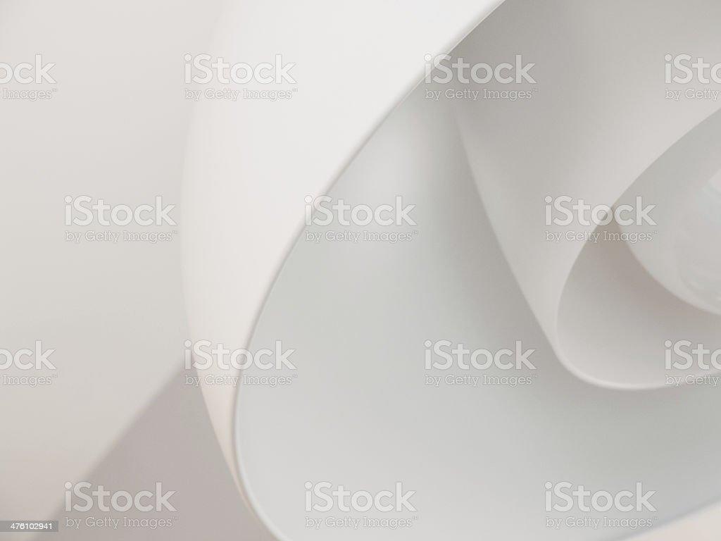 Design lamp n.2 royalty-free stock photo