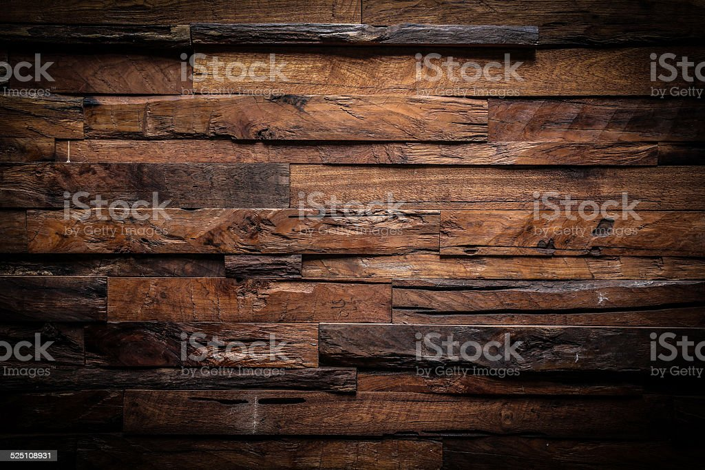 design of dark wood background stock photo