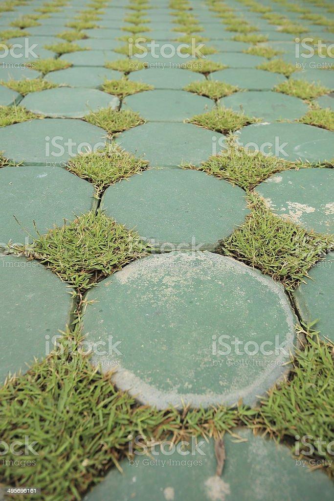 design of eco flooring royalty-free stock photo