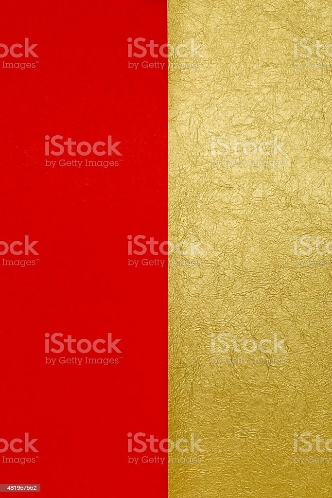 Design of the Japanese New Year stock photo