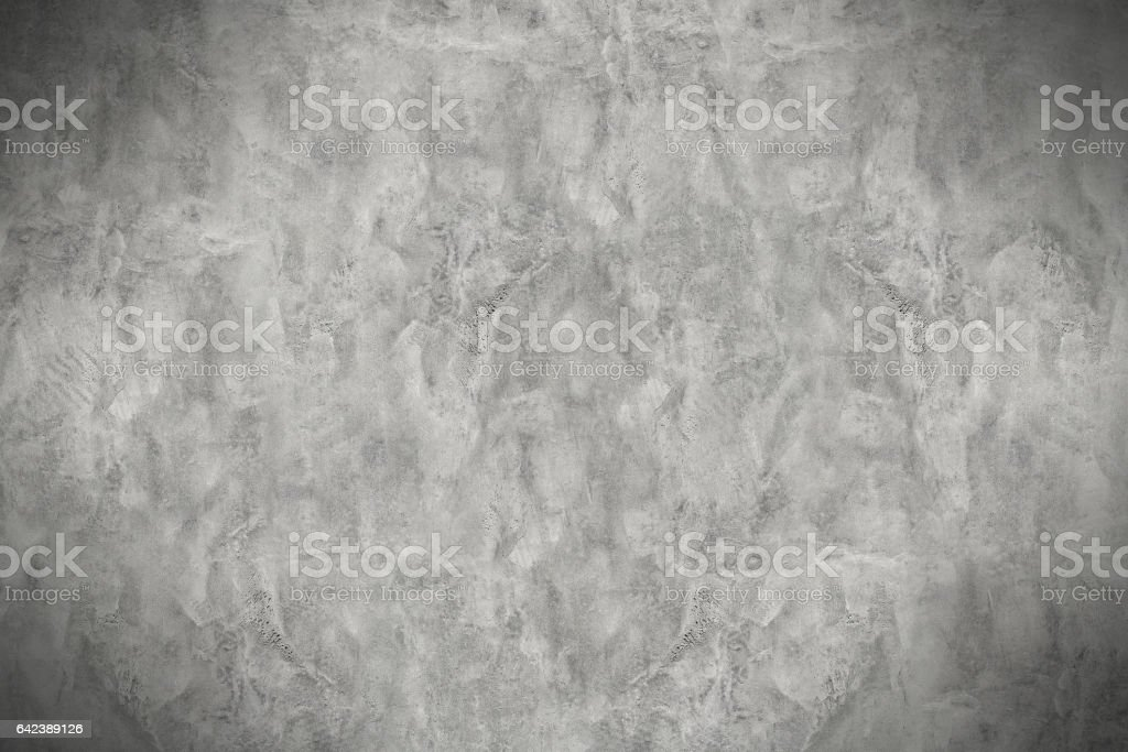 design on cement and concrete background with shadow for pattern stock photo