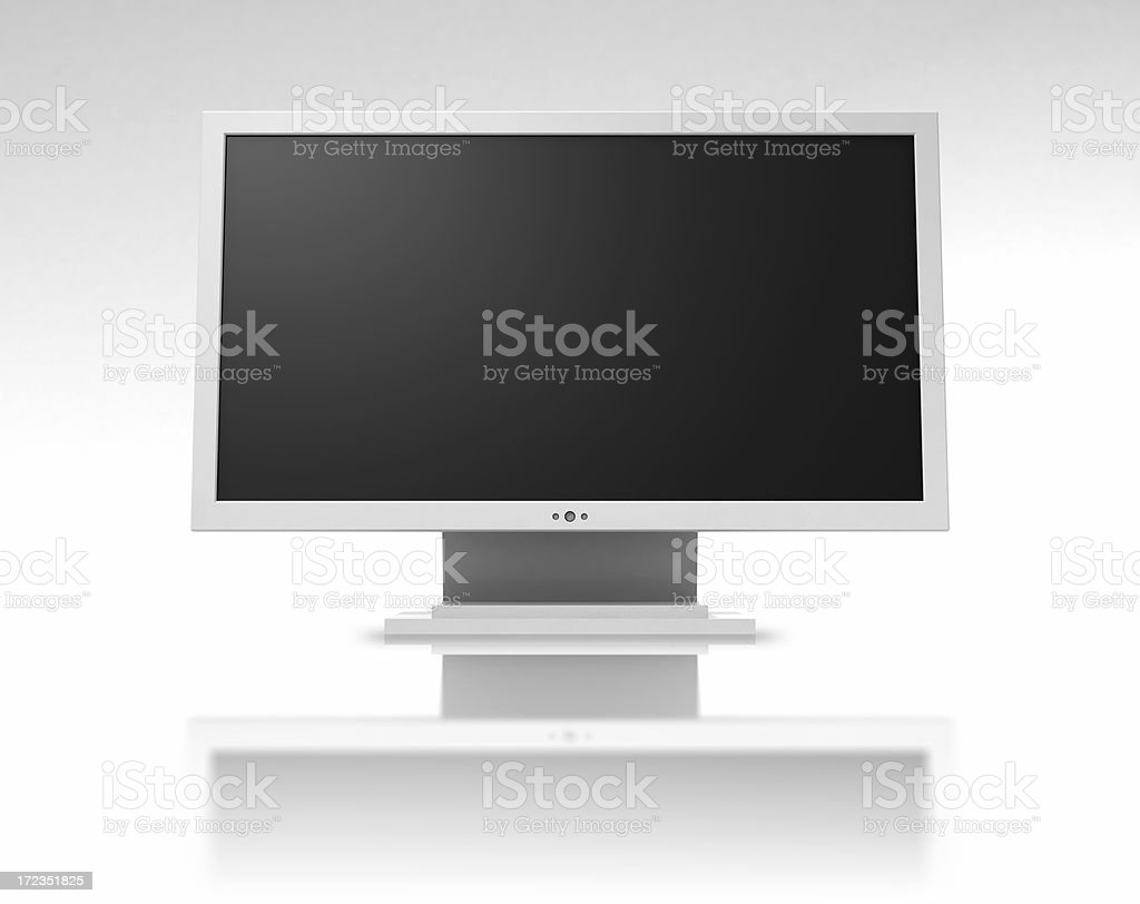 Design Plasma Display royalty-free stock photo