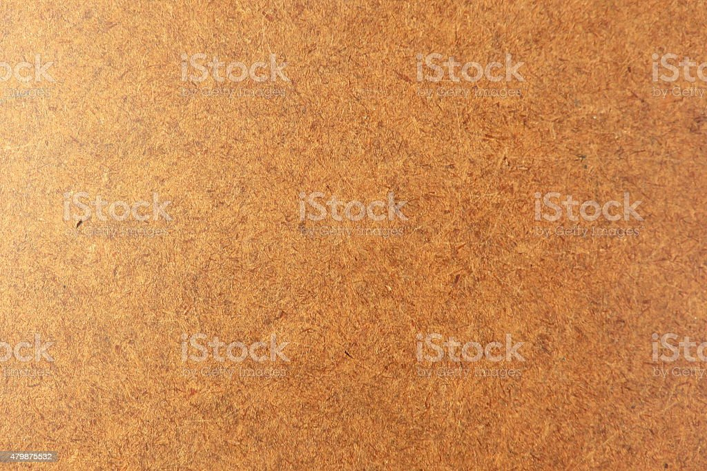 Designed grunge brown natural recycled paper texture, background stock photo