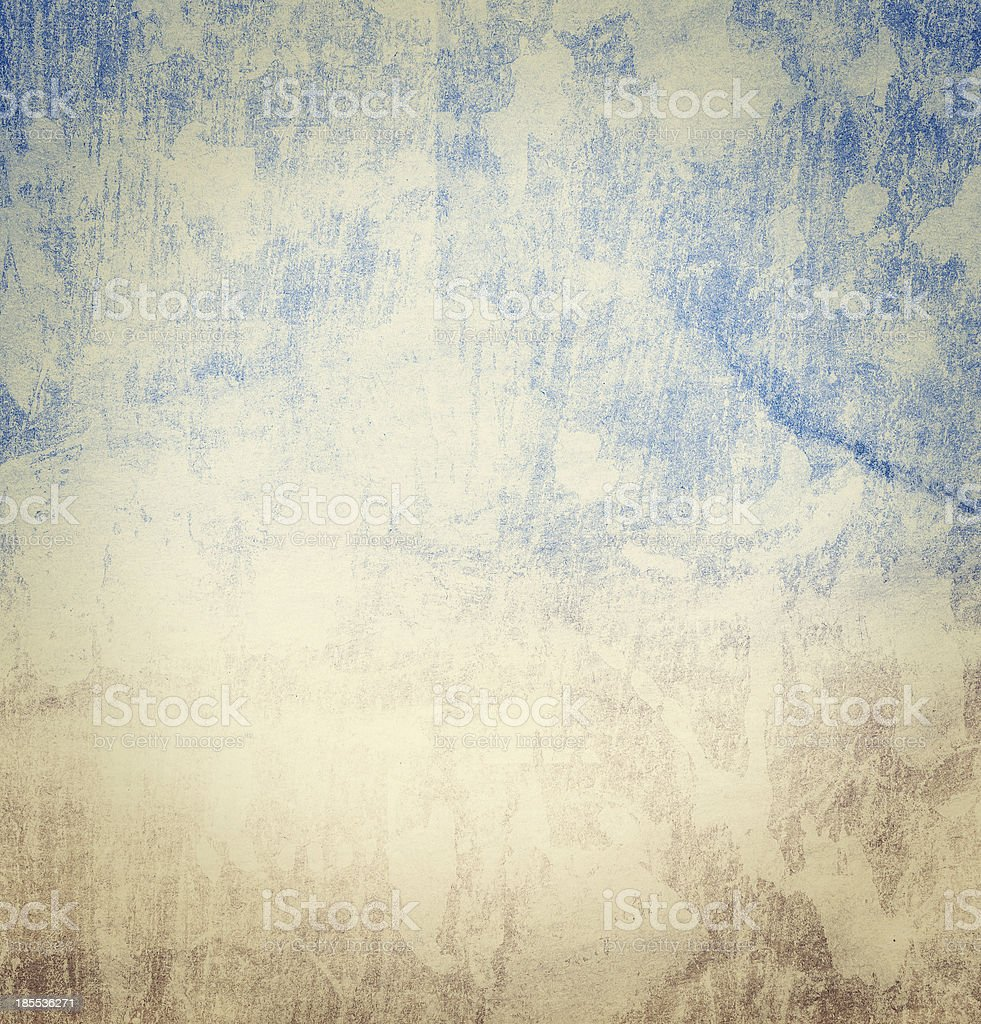 Designed grunge paper recycled  texture. Abstract sea beach pape royalty-free stock photo