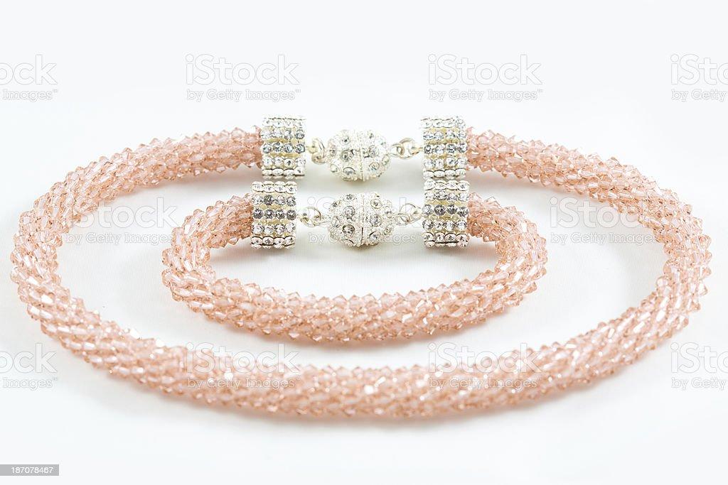 Designed Jewels royalty-free stock photo