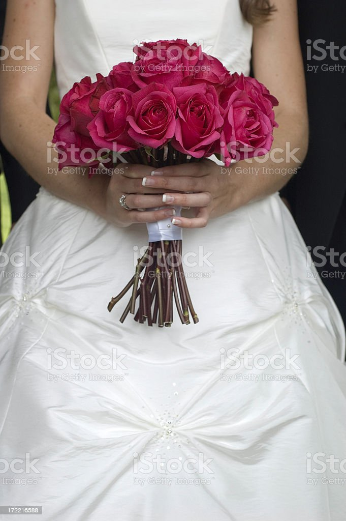 Designer Bride royalty-free stock photo