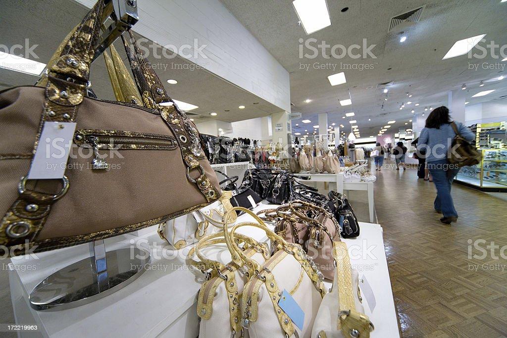 Designers Bag royalty-free stock photo