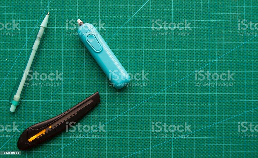 Designing Tools. stock photo