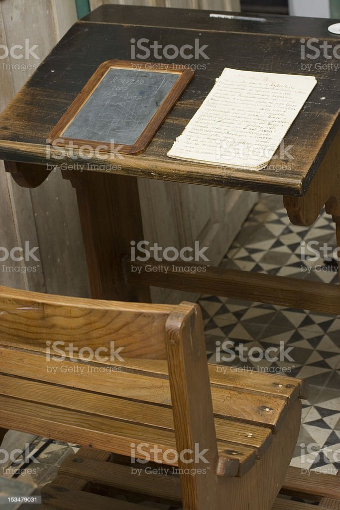 Desk III royalty-free stock photo