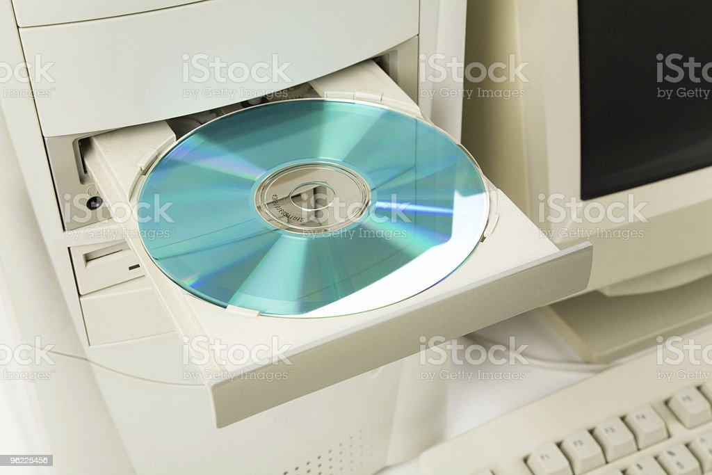 Desktop Computer royalty-free stock photo