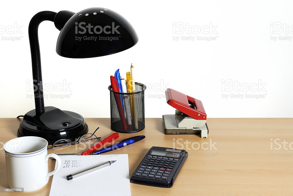 desktop stock photo