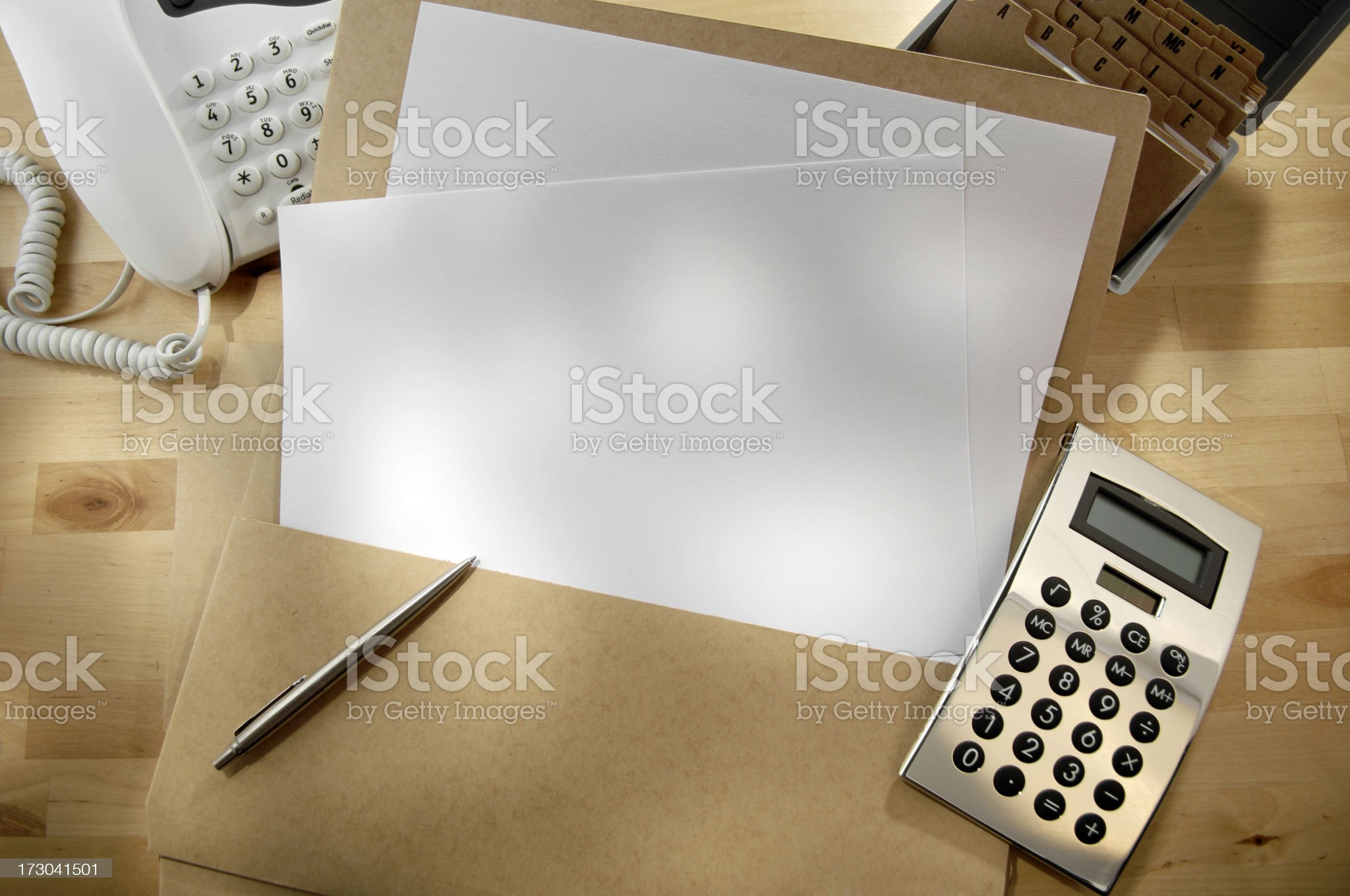 desktop series royalty-free stock photo
