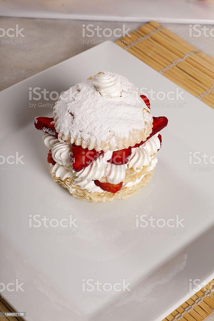 dessert food royalty-free stock photo