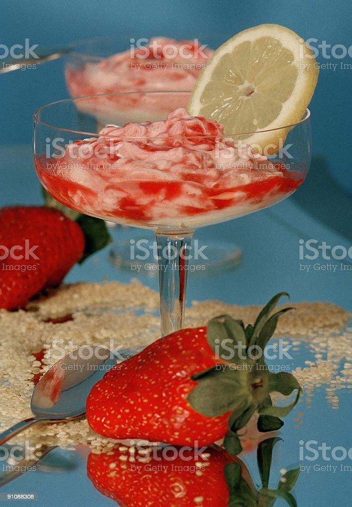dessert1 stock photo