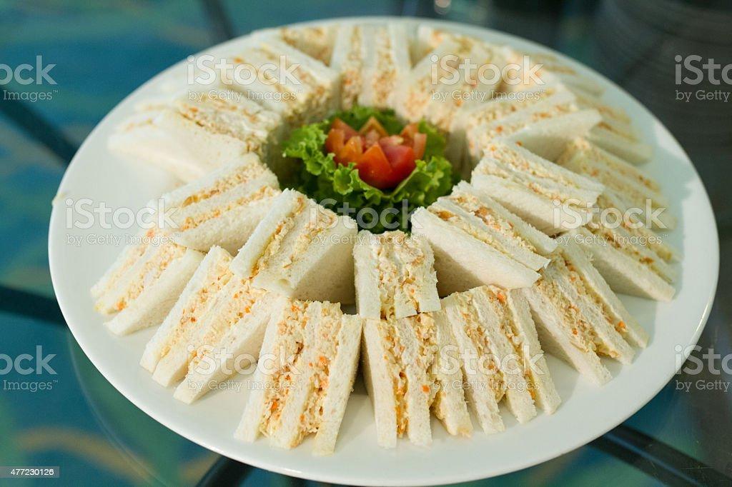 Desserts wedding hotel stock photo