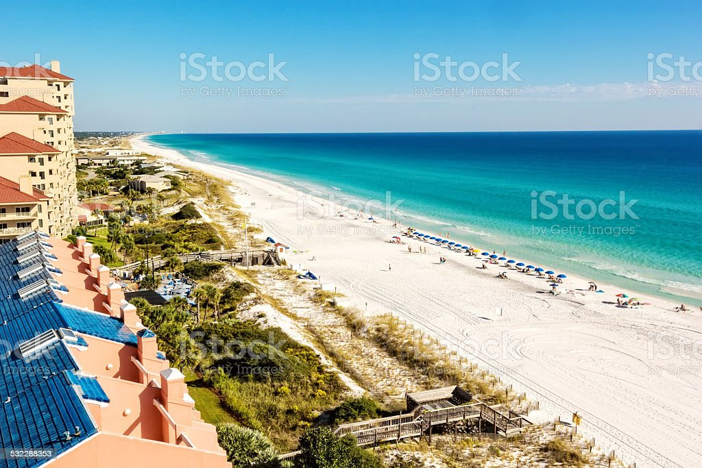 Destin, Florida stock photo