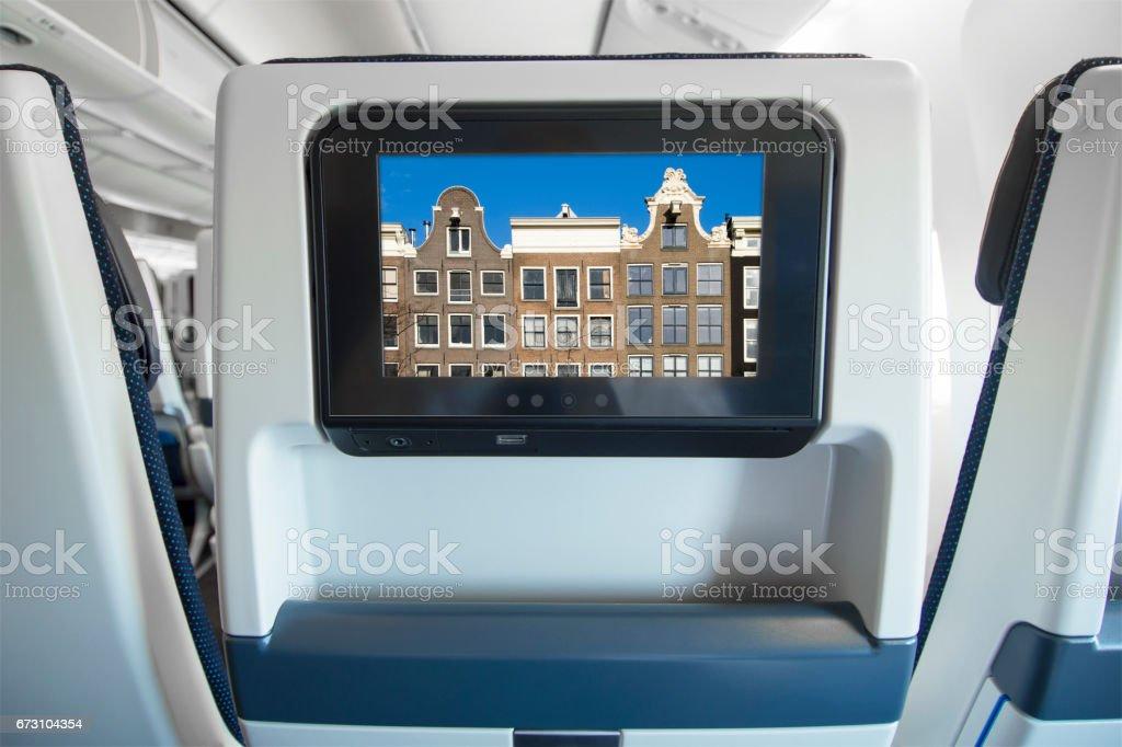 Destination the Netherlands, Amsterdam stock photo