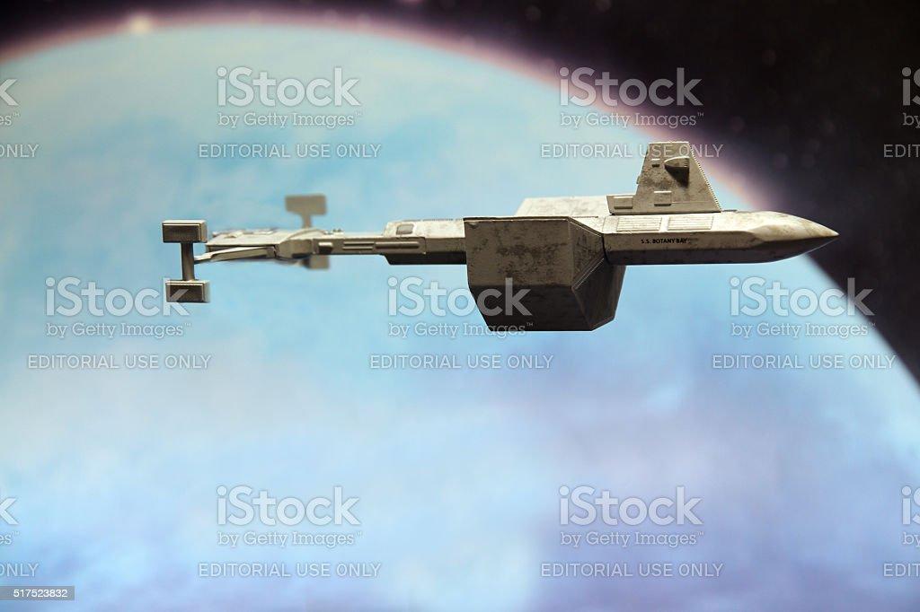 Destined for Enterprise stock photo
