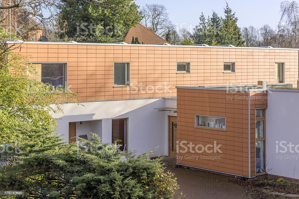 detached house royalty-free stock photo