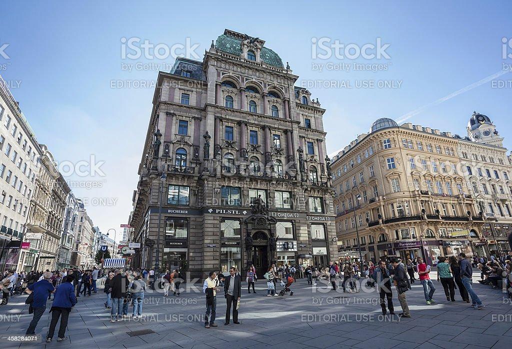 Detalle de Viena foto de stock libre de derechos