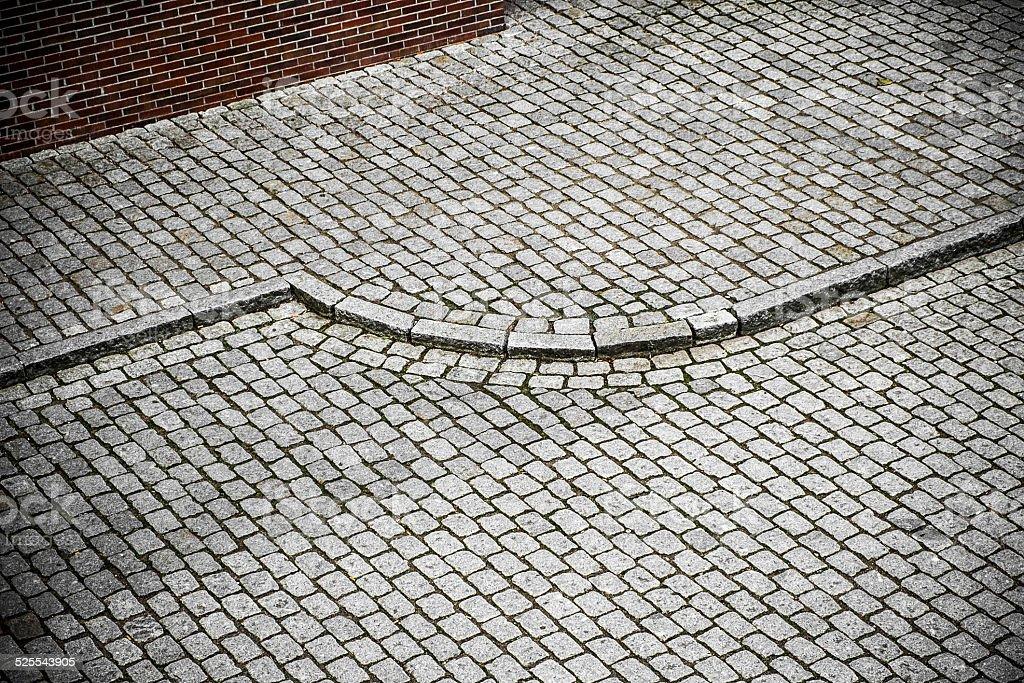 Detail in Hamburg royalty-free stock photo