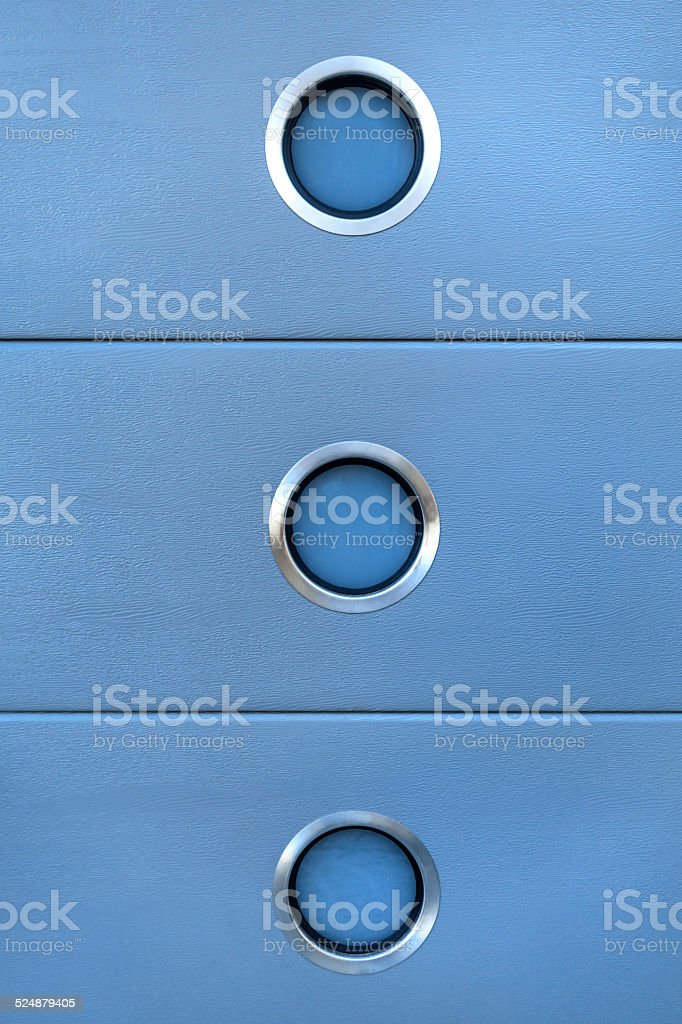 Detail of a light blue design royalty-free stock photo