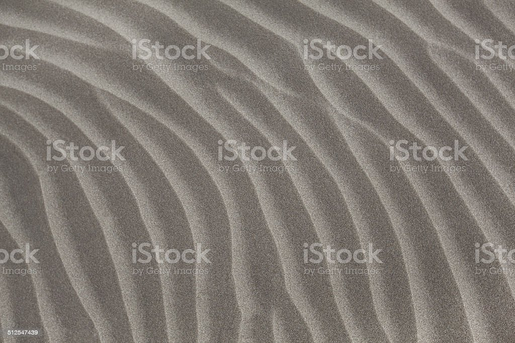 Detail of a sand dune royalty-free stock photo