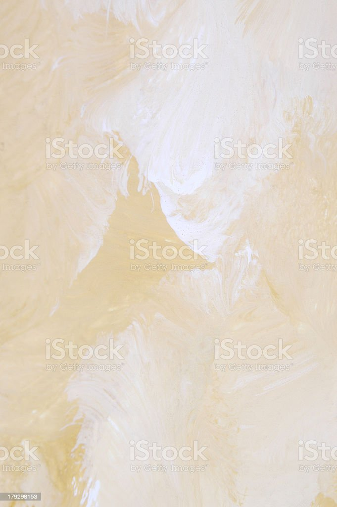 detail of an acrylic painting 5 royalty-free stock photo