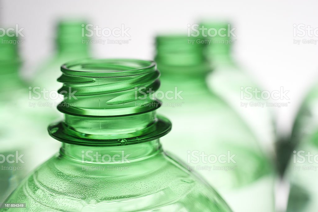 detail of bottle stock photo