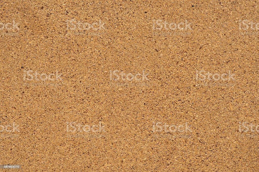 Detail of cork wood textured stock photo