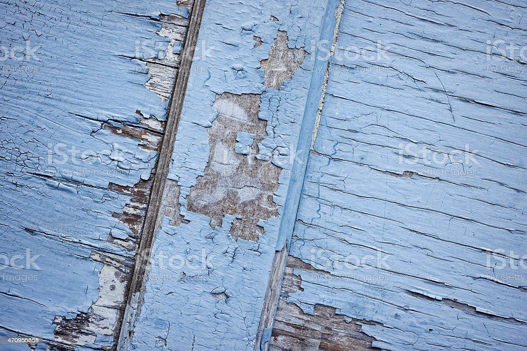 Detalle de pintura rotas foto de stock libre de derechos