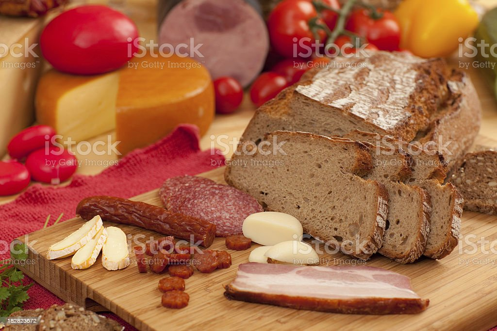detail of different food royalty-free stock photo