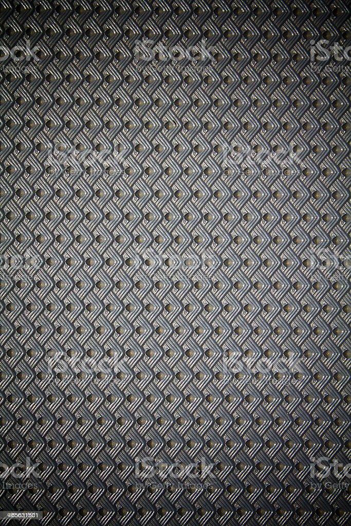 Detail of Gray Car Seat. royalty-free stock photo